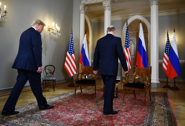 Trump-Putin Summit and Europe Visit has Collapsed the Global Order