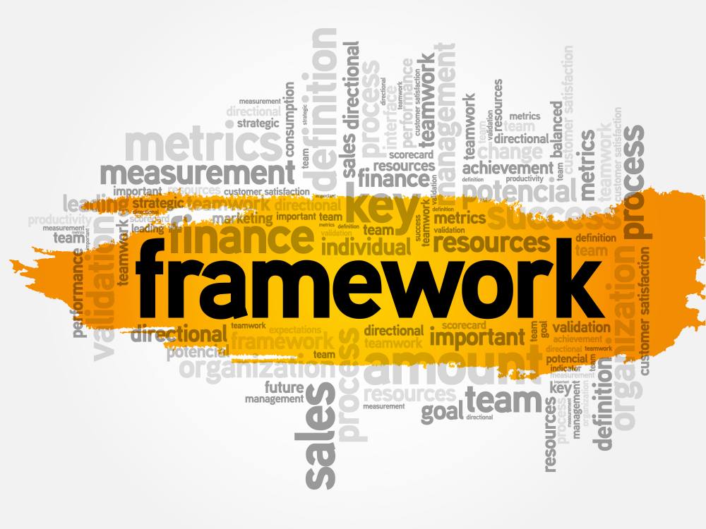 Framework file update — new evidence and reorganization